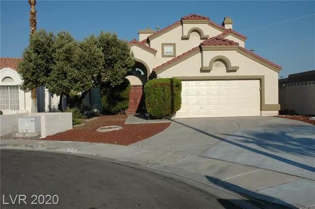 2 Lockhaven Court, Henderson, NV 89074 (MLS #2234505) :: Helen Riley Group | Simply Vegas