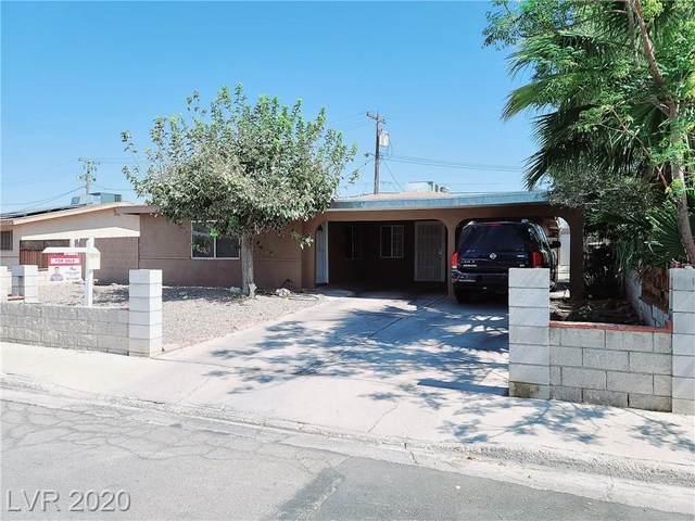 3596 Indios Avenue, Las Vegas, NV 89121 (MLS #2234508) :: Signature Real Estate Group
