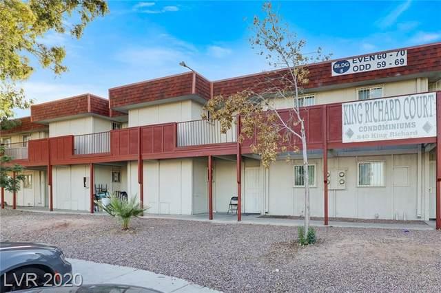 5336 Swenson Street #0, Las Vegas, NV 89119 (MLS #2234515) :: Helen Riley Group | Simply Vegas