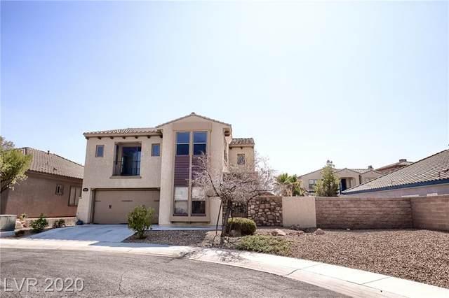 1133 Via Canale Drive, Henderson, NV 89011 (MLS #2234527) :: Helen Riley Group | Simply Vegas