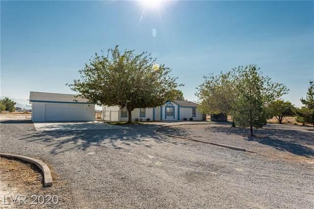3751 Oakridge Avenue, Pahrump, NV 89048 (MLS #2234530) :: The Mark Wiley Group | Keller Williams Realty SW