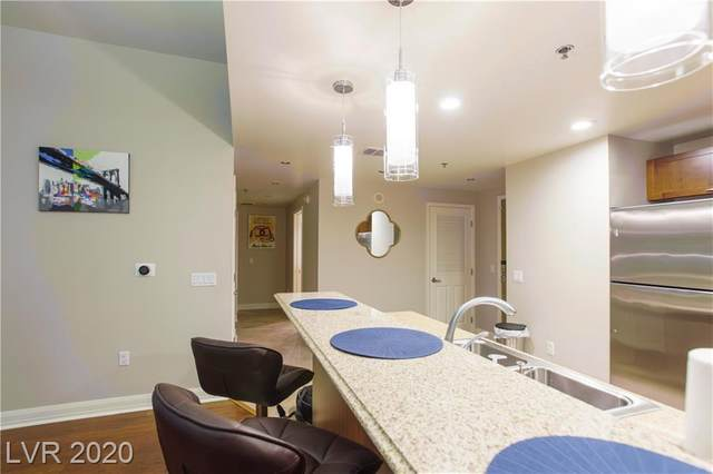 150 Las Vegas Boulevard #1608, Las Vegas, NV 89101 (MLS #2234534) :: The Lindstrom Group