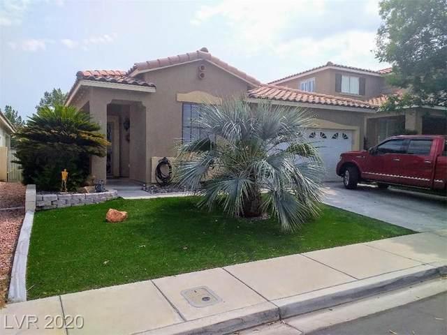 300 Fancrest Street, Henderson, NV 89052 (MLS #2234554) :: Helen Riley Group | Simply Vegas