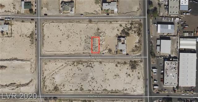 0 W Viper Avenue, North Las Vegas, NV 89030 (MLS #2234557) :: Signature Real Estate Group
