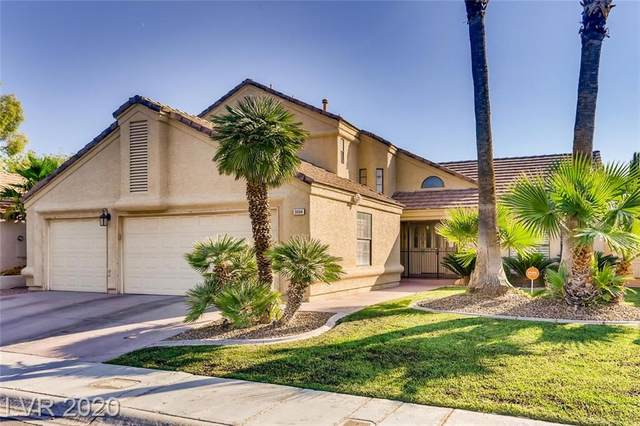 3004 Donnegal Bay Drive, Las Vegas, NV 89117 (MLS #2234575) :: The Lindstrom Group