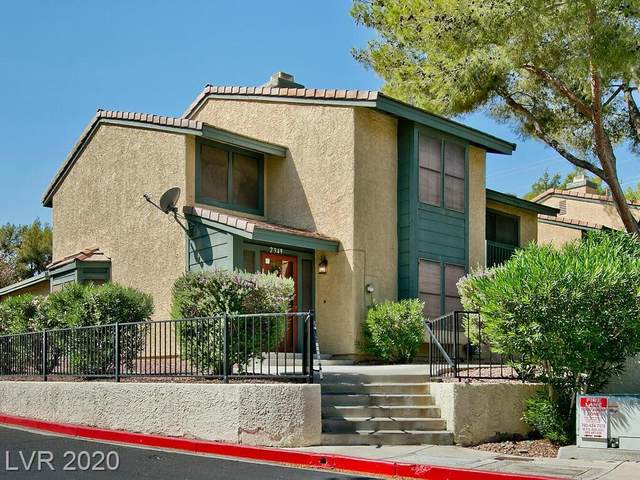 2347 Pickwick Drive, Henderson, NV 89014 (MLS #2234580) :: Signature Real Estate Group