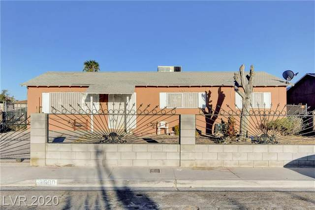 3500 Nipper Street, North Las Vegas, NV 89030 (MLS #2234581) :: The Lindstrom Group