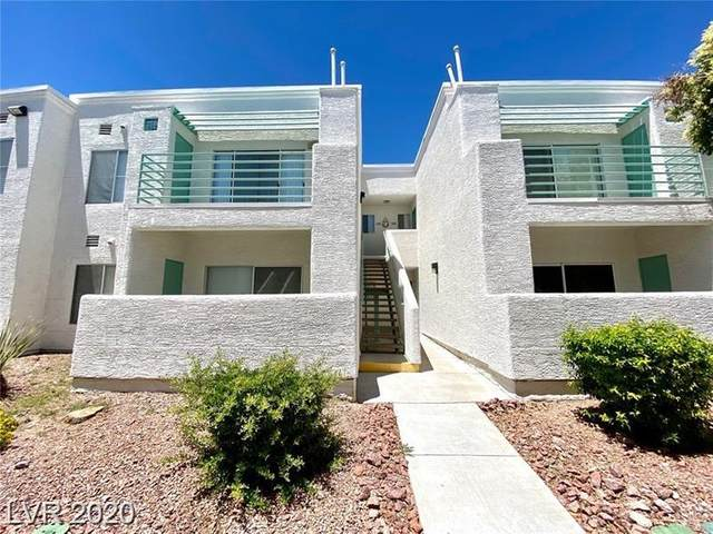 7100 Pirates Cove Road #2083, Las Vegas, NV 89145 (MLS #2234589) :: The Perna Group