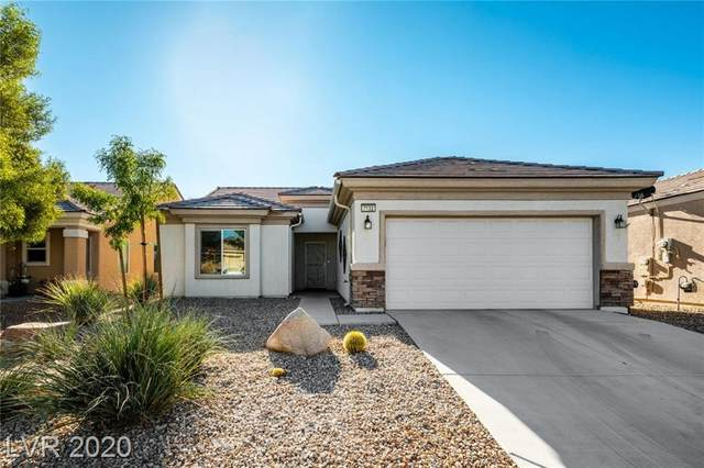 7632 Island Rail Drive, North Las Vegas, NV 89084 (MLS #2234601) :: The Lindstrom Group