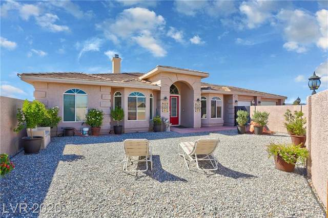 3370 Prairie Avenue, Pahrump, NV 89048 (MLS #2234621) :: Billy OKeefe | Berkshire Hathaway HomeServices