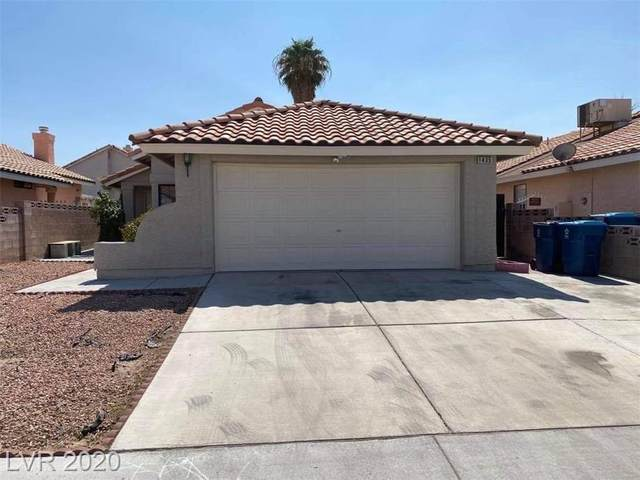 1435 Operetta Way, Las Vegas, NV 89119 (MLS #2234631) :: The Lindstrom Group