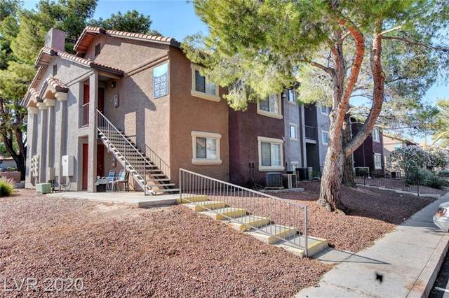 2750 S. Durango Drive #2118, Las Vegas, NV 89117 (MLS #2234633) :: The Lindstrom Group
