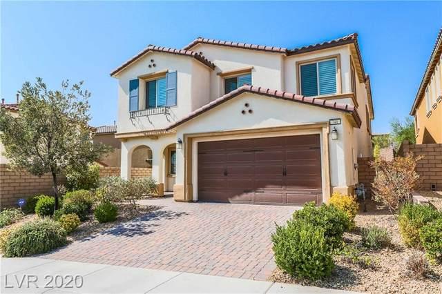 741 Catalina Aisle Street, Las Vegas, NV 89138 (MLS #2234653) :: Helen Riley Group | Simply Vegas
