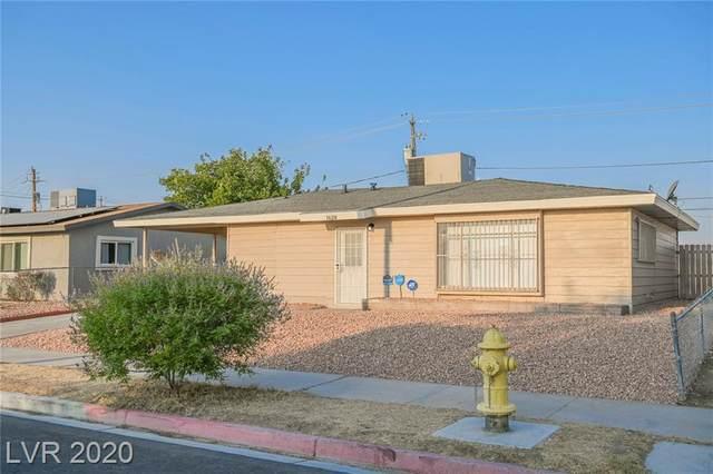 1628 G Street, Las Vegas, NV 89106 (MLS #2234663) :: Signature Real Estate Group