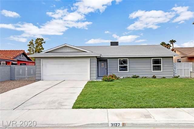 3127 La Mesa Drive, Henderson, NV 89014 (MLS #2234708) :: Kypreos Team