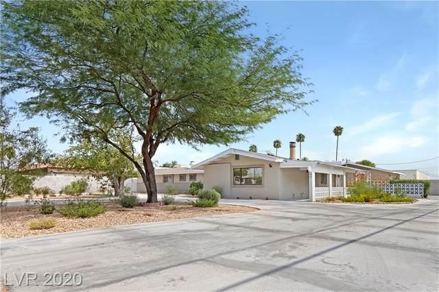 1109 Campbell Drive, Las Vegas, NV 89102 (MLS #2234712) :: Hebert Group | Realty One Group