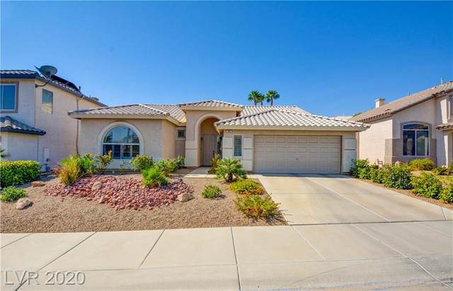 43 Voltaire Avenue, Henderson, NV 89002 (MLS #2234719) :: Signature Real Estate Group