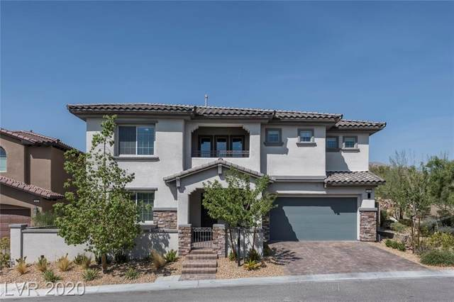 257 Elder View Drive, Las Vegas, NV 89138 (MLS #2234734) :: Jeffrey Sabel