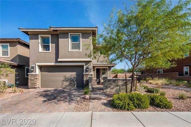 454 Barcarolle Lane, Henderson, NV 89011 (MLS #2234737) :: Signature Real Estate Group