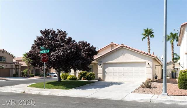 6317 Winter Valley Court, Las Vegas, NV 89130 (MLS #2234741) :: Signature Real Estate Group