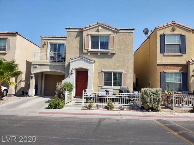 10360 Midseason Mist Street, Las Vegas, NV 89183 (MLS #2234743) :: Billy OKeefe | Berkshire Hathaway HomeServices