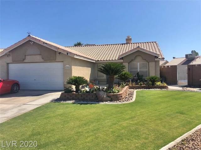 2101 Quinton Avenue, North Las Vegas, NV 89032 (MLS #2234744) :: ERA Brokers Consolidated / Sherman Group
