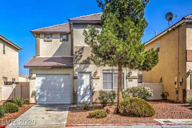 2062 Clancy Street, Las Vegas, NV 89156 (MLS #2234752) :: The Lindstrom Group