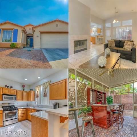 10517 Serenade Pointe Avenue, Las Vegas, NV 89144 (MLS #2234754) :: Jeffrey Sabel