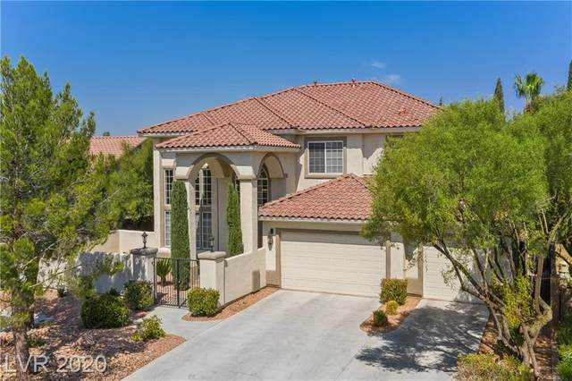 5418 Pendini Point Court, Las Vegas, NV 89141 (MLS #2234803) :: The Lindstrom Group