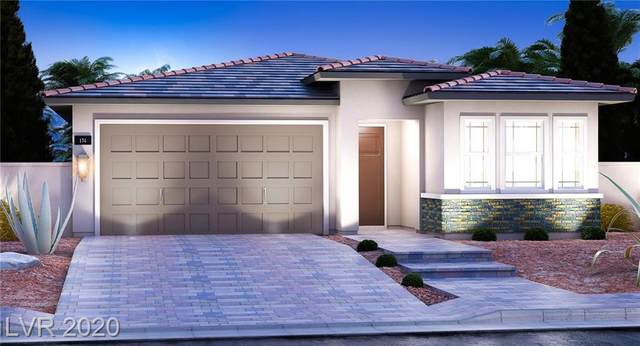 616 Longfeather Street, Henderson, NV 89011 (MLS #2234806) :: The Lindstrom Group