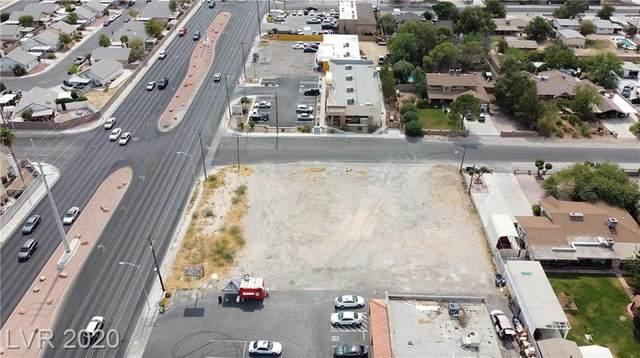 N Decatur Boulevard, Las Vegas, NV 89108 (MLS #2234807) :: Helen Riley Group | Simply Vegas