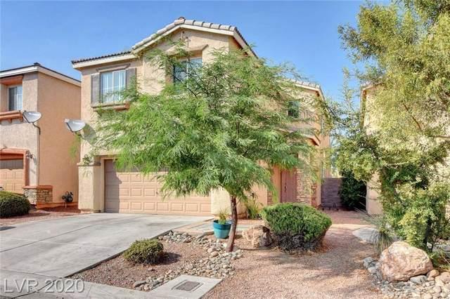 9034 Vintage Wine Avenue, Las Vegas, NV 89148 (MLS #2234830) :: Signature Real Estate Group
