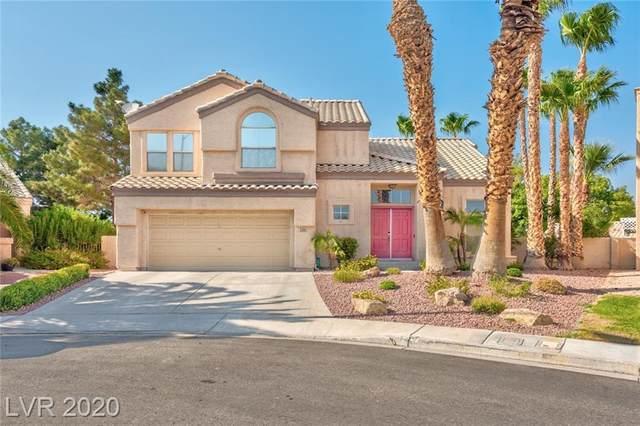 2544 Regalia Circle, Henderson, NV 89074 (MLS #2234845) :: Helen Riley Group | Simply Vegas