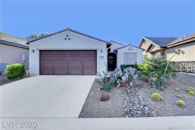 5913 Sammarra Street, North Las Vegas, NV 89081 (MLS #2234855) :: Kypreos Team