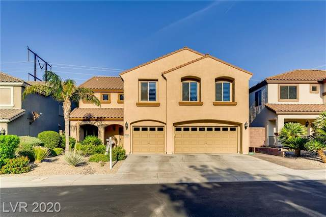 732 Fortacre Street, Henderson, NV 89002 (MLS #2234857) :: The Lindstrom Group