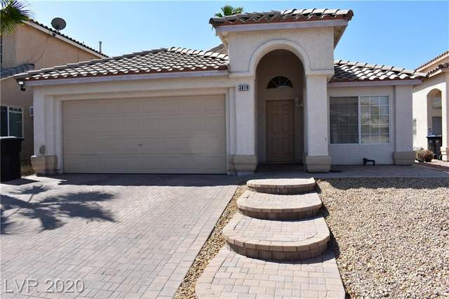 3819 Mcgregor Way, North Las Vegas, NV 89032 (MLS #2234866) :: The Mark Wiley Group | Keller Williams Realty SW
