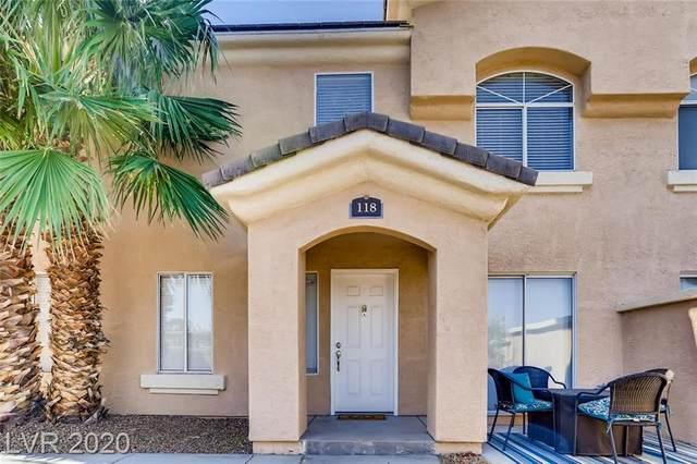 3950 Sandhill Road #118, Las Vegas, NV 89121 (MLS #2234870) :: Helen Riley Group | Simply Vegas