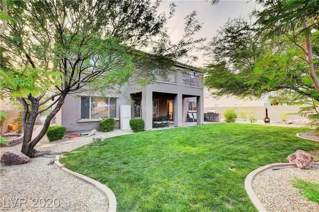 7432 Lassen Peak Circle, Las Vegas, NV 89149 (MLS #2234873) :: Helen Riley Group | Simply Vegas