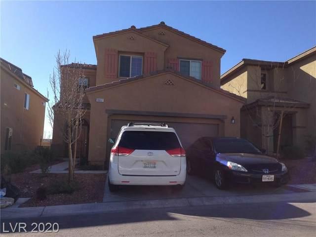 10657 Mount Blackburn Avenue, Las Vegas, NV 89166 (MLS #2234880) :: The Lindstrom Group