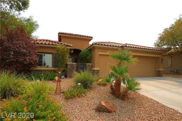 478 Lynnhaven Street, Henderson, NV 89015 (MLS #2234902) :: Signature Real Estate Group
