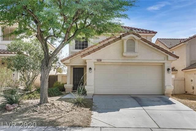 6365 Rose Tree Lane, Las Vegas, NV 89156 (MLS #2234903) :: The Lindstrom Group