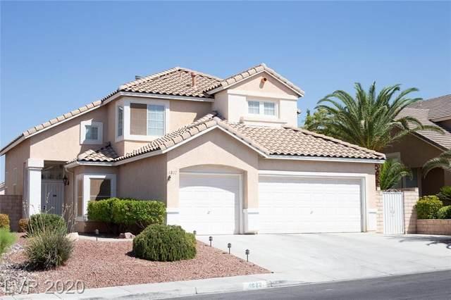 4822 Van Carol Drive, Las Vegas, NV 89147 (MLS #2234906) :: The Mark Wiley Group   Keller Williams Realty SW