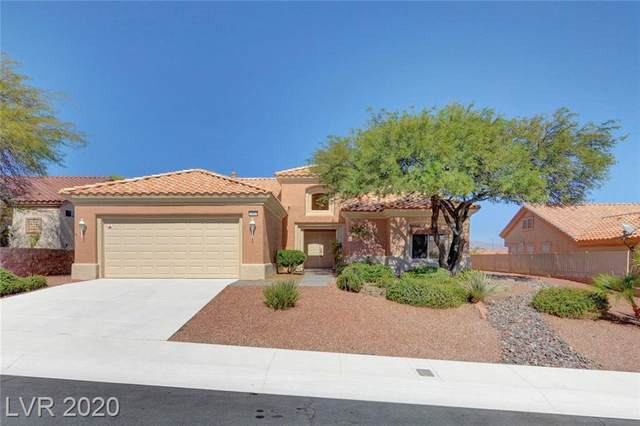 10808 Black Ledge Avenue, Las Vegas, NV 89134 (MLS #2234936) :: The Lindstrom Group