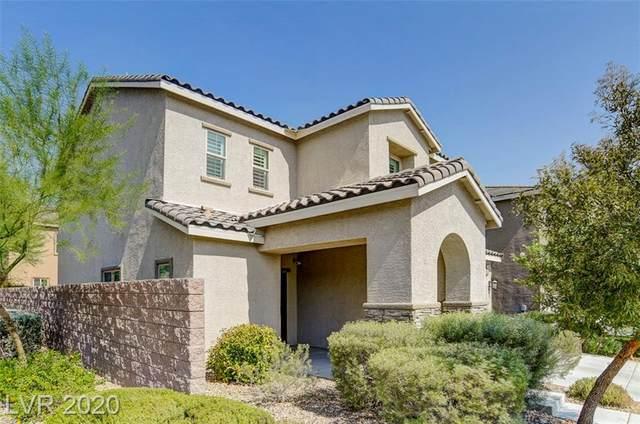 9174 Sea Mink Avenue, Las Vegas, NV 89149 (MLS #2234943) :: Helen Riley Group | Simply Vegas