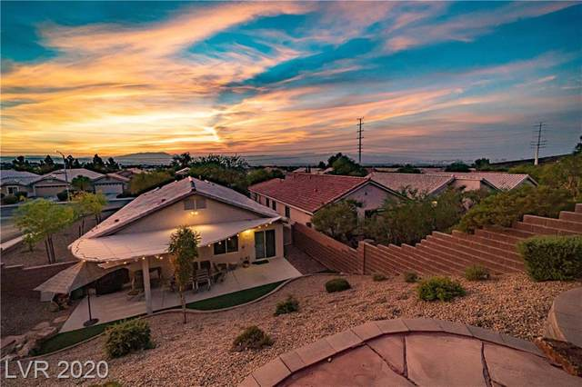 1112 Snow Roof Avenue, Henderson, NV 89052 (MLS #2234949) :: The Lindstrom Group