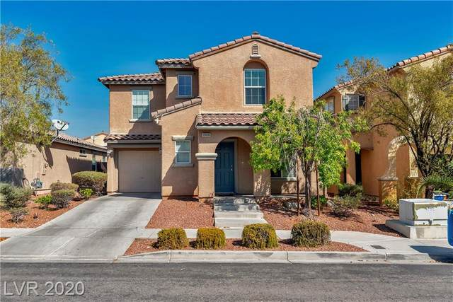 10668 Foggy Glen Avenue, Las Vegas, NV 89135 (MLS #2234956) :: The Perna Group