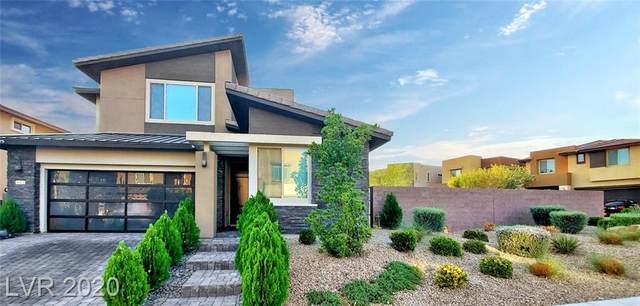 6005 Andezano Drive, Las Vegas, NV 89135 (MLS #2234966) :: Signature Real Estate Group
