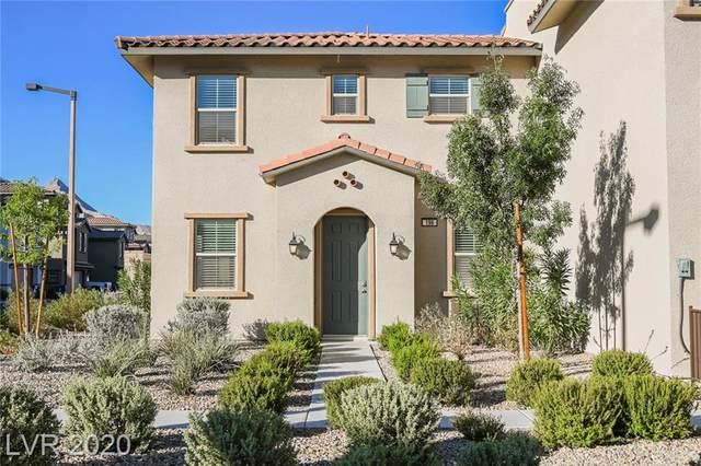 196 Lomita Heights Drive, Las Vegas, NV 89138 (MLS #2234968) :: The Perna Group