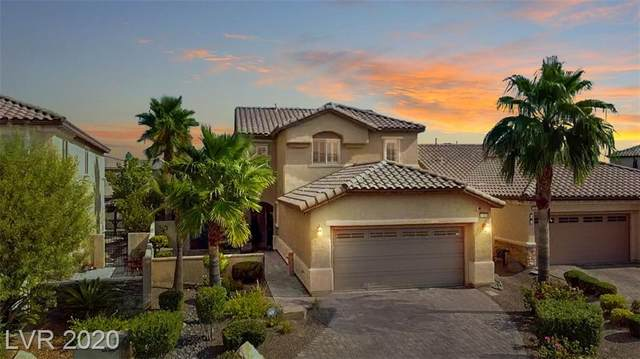 11220 Vine Creek Place, Las Vegas, NV 89138 (MLS #2234972) :: The Lindstrom Group