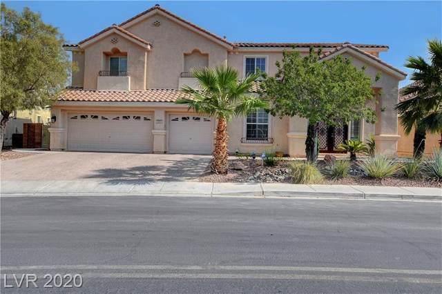 3609 Alcantara Lane, North Las Vegas, NV 89084 (MLS #2234976) :: Team Michele Dugan